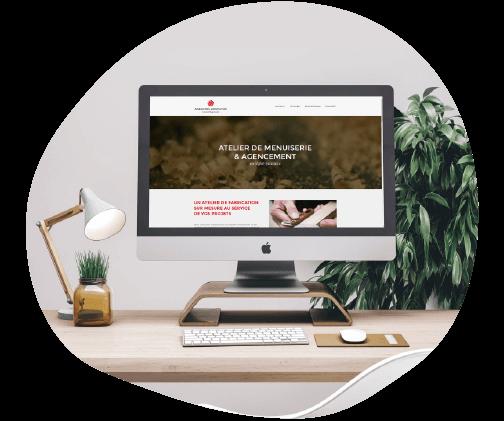 Création de site internet sur mesure à Lyon et dans le Beaujolais